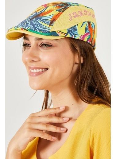 Y-London Şapka Sarı